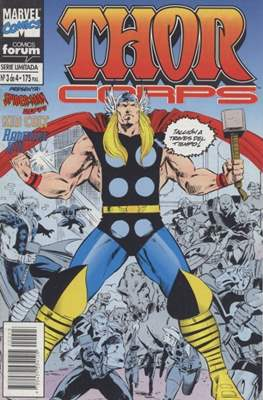 Thor Corps (1994) #3