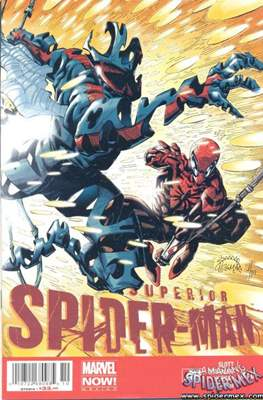 The Superior Spider-Man (Grapa) #10