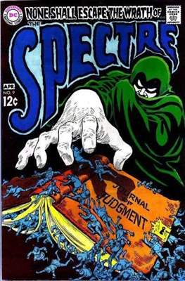 The Specte Vol 1 (Comic Book. 1967 - 1969) #9