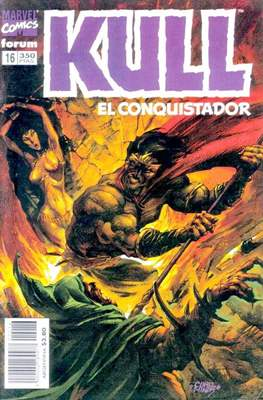 Kull el conquistador (Grapa 48 pp) #16