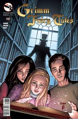 Grimm Fairy Tales (Comic Book) #107