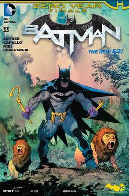 Batman Vol. 2 (2011-2016) (Comic Book) #33