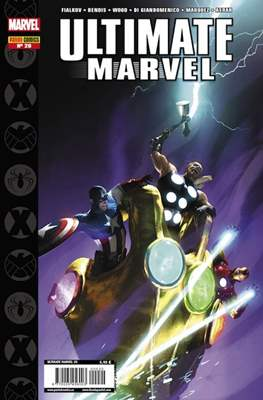 Ultimate Marvel (2012-2016) (Rústica) #20