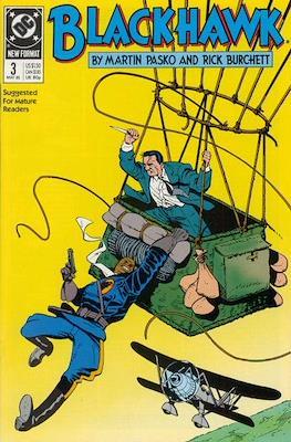 Blackhawk Vol 3: (1989-1990) #3