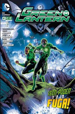 Green Lantern (Grapa) #8