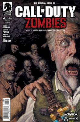 Call of Duty: Zombies Vol. 2 (2018-) (Comic book) #2
