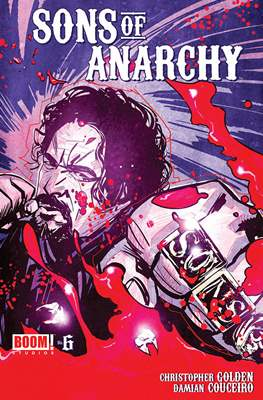 Sons of the Anarchy (Grapa) #6