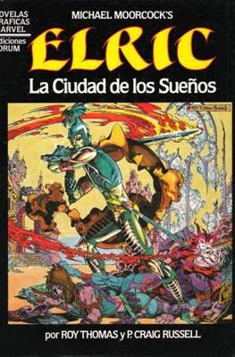 Novelas Gráficas Marvel (1983-1985) (Cartoné.) #3