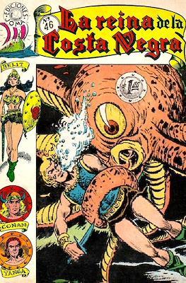 La Reina de la Costa Negra (2ª época - Grapa) #46