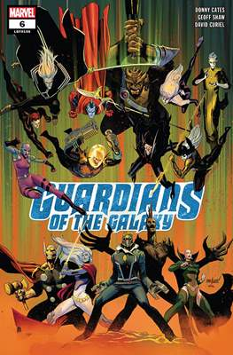Guardians of the Galaxy (2019-...) (Comic Book) #6