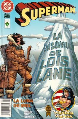 Superman. La búsqueda de Lois Lane