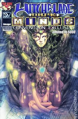 Witchblade / Dark Minds - Convention Exclusive