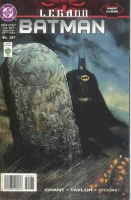Batman (1987-2002) (Grapa) #261