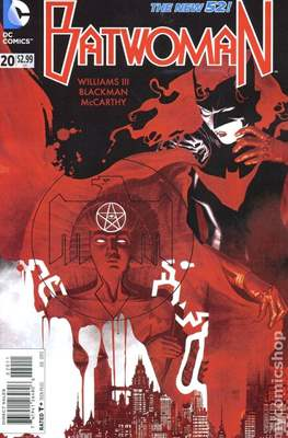 Batwoman Vol. 1 (2011-2015) (Comic-book) #20