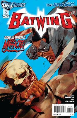 Batwing Vol. 1 (2011) (Comic-Book) #2