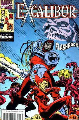 Excalibur Vol. 1 (1989-1995) (Grapa) #35