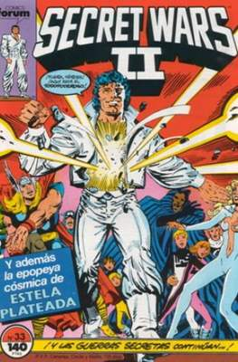 Secret Wars (1985-1987) (Grapa 32 pp) #33