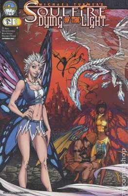 Soulfire: Dying of the Light (2005-2006) (Grapa) #1