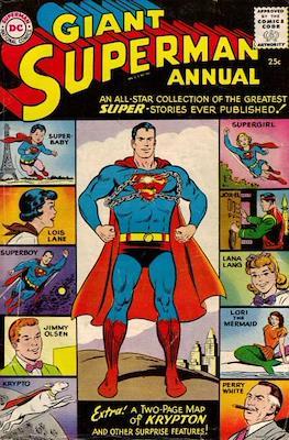 Superman Vol. 1 Annual (1960-1986)