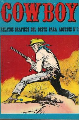 Cowboy (1972) (Grapa 64 pp) #2