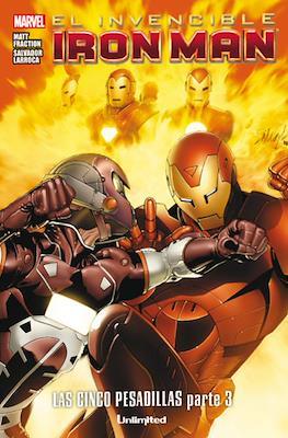 El invencible Iron Man #3