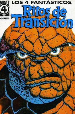 Los 4 Fantásticos: Ritos de transición (1998)