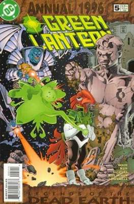 Green Lantern Annual Vol 3 (Comic-Book) #5