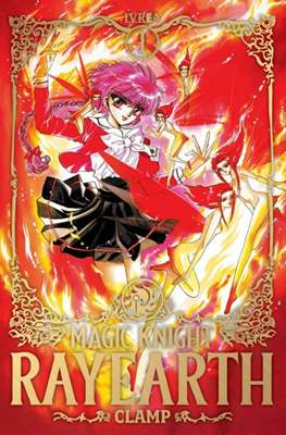 Magic Knight Rayearth (Rústica con sobrecubierta) #1