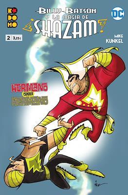 Billy Batson y la magia de ¡Shazam! (Grapa 48 pp) #2