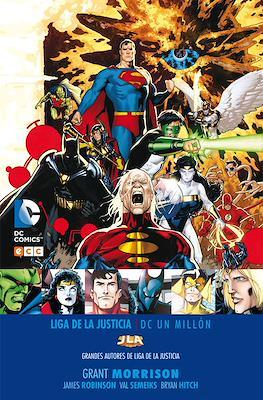 Grandes Autores de Liga de la Justicia: Grant Morrison (Cartoné) #3.5