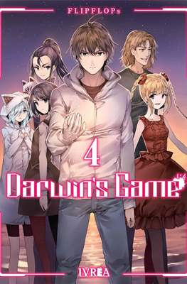 Darwin's Game (Rústica) #4