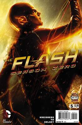 The Flash: Season Zero #5