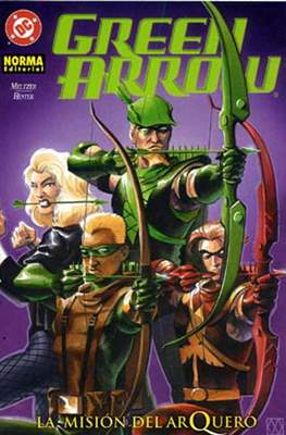 Green Arrow (2004-2005) #1