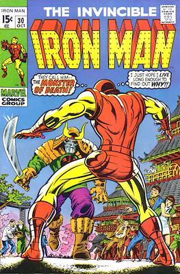 Iron Man Vol. 1 (1968-1996) (Comic book) #30