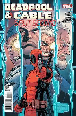 Deadpool & Cable. Split Second (Comic Book) #3