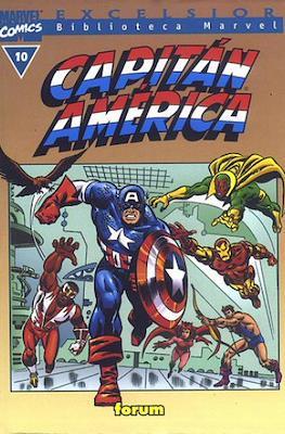 Biblioteca Marvel: Capitán América (1999-2000) #10