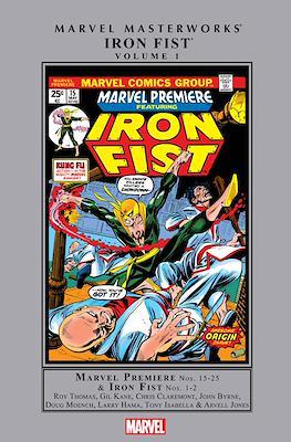 Marvel Masterworks: Iron Fist (Hardcover) #1