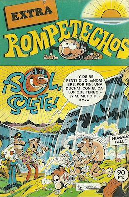 Extras numerados (1981-1985) (Grapa) #35