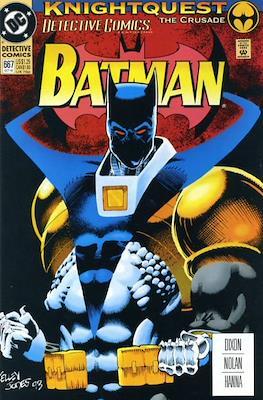 Detective Comics Vol. 1 (1937-2011; 2016-) (Comic Book) #667