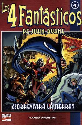 Coleccionable Los 4 Fantásticos de John Byrne (2002) #4
