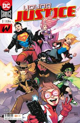 Young Justice (2019-) (Grapa 32 pp) #1