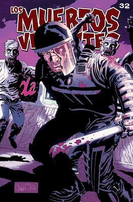 Los Muertos Vivientes (Digital) #32