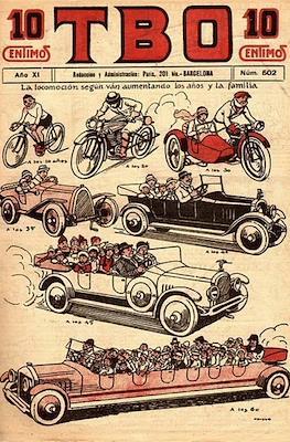 TBO (1917-1938) (Cuaderno) #502