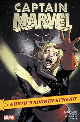 Captain Marvel: Earth's Mightiest Hero #4