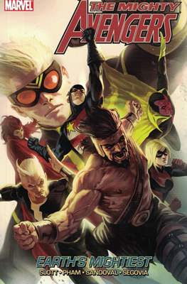 The Mighty Avengers Vol. 1 (2007-2010) (Paperback) #5
