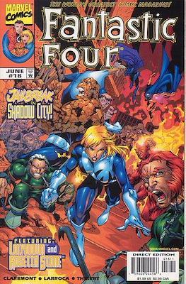 Fantastic Four Vol. 3 (Comic Book) #18