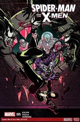 Spider-Man and the X-Men (Comic Book) #5