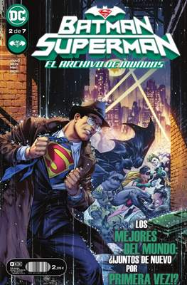 Batman/Superman: El archivo de mundos (Grapa) #2