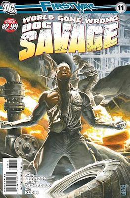 First Wave: Doc Savage (Grapa) #11
