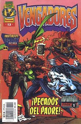 Los Vengadores Vol. 2 (1996-1997) (Grapa 24 pp) #13